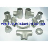 China Copper Nickel 90/10 Pipe Fittings Concentric / Eccentric Reducer on sale