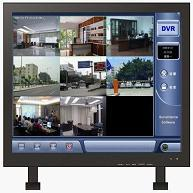 "15"" Profeesional LCD Monitor (PT-15J) Manufactures"