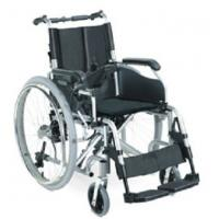 Detachable Armrest And Footrest Lightweight Electric Mobility Wheelchair Manufactures