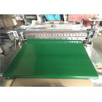 China Automated Cross Label Die Cutting Machine 0 - 999mm Length Range Voicelight Alarming on sale