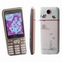 GSM Double-frequency Digital Mobile Phones/Qwerty Dual-SIM Card Phones, Touch Color Screen Manufactures