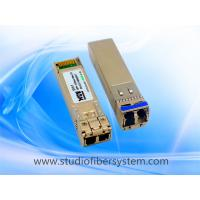 Quality 20KM dual 1310nm 10G SFP+Transceiver module applied in Telecommunications room,data center ,DVI,HDMI fiber converter for sale