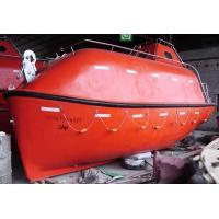 7.5 Meters Totally enclosed Marine Lifeboat 25 Persons for sale Manufactures