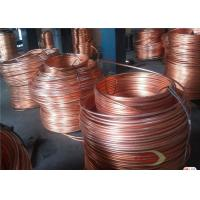 High Purity Single Crystal Red Copper Rods For Electric Wire 8 - 300 mm Manufactures
