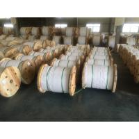7 Strands 3 8 Inch Steel Messenger Cable ASTM A 475 EHS , Diameter 1.24-5.50mm Manufactures
