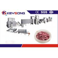 China Low Energy Food Processing Machinery Corn Flakes Production Line on sale