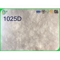 Eco Friendly Coated Tyvek Inkjet Paper 1025D For Decorative Materials Manufactures