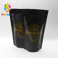 China China Suppliers Good Chinese Product 250g/500g/1000g Stand Up Coffee Bag With Zipper And Valve on sale