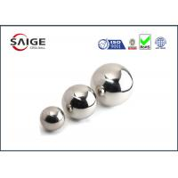 Buy cheap Wear Resistant Miniature 2.381mm High Chrome Steel Balls For Bearings ISO3290 from wholesalers