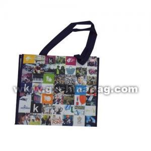 GX2012060 Shopping Bag both sides full printing with lamination fashional bag Manufactures