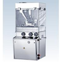 GMP Model Charcoal Rotary Tablet Punching Machine 960 × 910 × 1750mm Size Manufactures