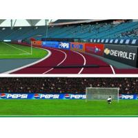 DIP346 1R1G1B P16 Outdoor Led Display , Led Stadium Advertising Boards Manufactures