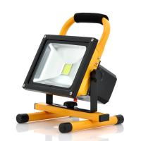 Portable emergency rechargeable led flood light for homes Manufactures