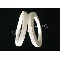 Custom White Transformer Insulation Tape With Acrylic Pressure - Sensitive Adhesive Manufactures