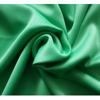 Quality Lean Textile Factory direct sales poly stretch satin fabric for wowenfor Dress,underwear for sale
