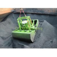 Vessel Clamshell Grapple Bucket Flexible High Dead Weight Long Service Life Manufactures