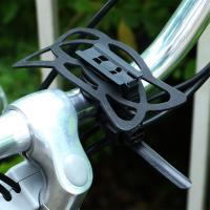 Plastic Mountain Bike Mount Holder Mobile Phone Holder For Bike Manufactures