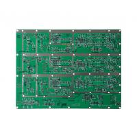 6 Layers FR-4 signal amplifier 1OZ  Electronic Printed Circuit Board with impedance control Manufactures