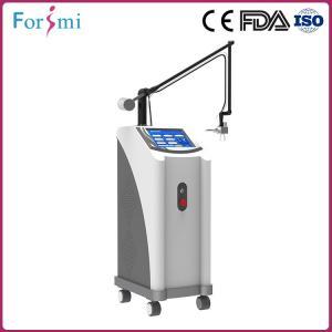 Skin rejuvenation 40W co2 laser fractional Korean freckle medical machine price Manufactures