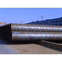 Spiral Welded API Oil and Gas Steel Pipe (SSAW SAWH) Manufactures