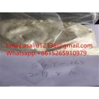 SGT263 sgt263 SGT-263 sgt-263 0.001% Moisture Content powder Pharmaceutical Chemical Research Powder Raw Material Manufactures