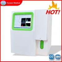 Buy cheap 5 Part Diff Cell Blood Counter Hematology Coagulation Biochemical Analyzer from wholesalers