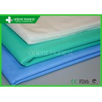 Medical Disposable Bed Sheets /Disposable Mattress Cover Elastic Ends 40