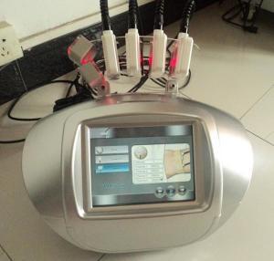 Portable 650nm lipo laser Home Beauty Machine , Lipo Laser Equipment Manufactures