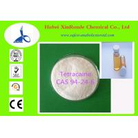 Anesthetic Drugs Tetracaine Pharmaceutical Intermediate CAS 94-24-6 Manufactures