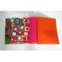 China Durable PP Plastic File Folders with pockets A4 file folder For Student on sale