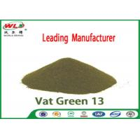 Buy cheap Professional Indigo Vat Dye C I Vat Green 13 indigo Olive MW Synthetic Indigo Dye from wholesalers