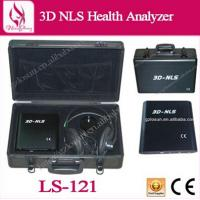 2015 Newest Professional 3D NLS Health Analyzer Health Detector LS-121 Manufactures
