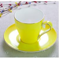 2018 new items Certifiction 3513 bone china colors hot plates for coffee cups ash 45% hot plates for coffee mug Manufactures