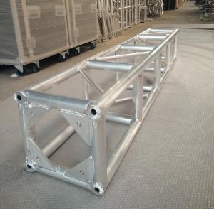 Aluminum 6082-T6,350 * 350mm Stage Lighting Truss For Multipurpose Activities Manufactures