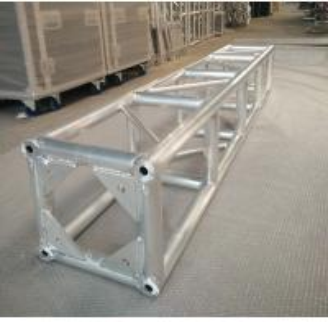 Buy cheap 2meters Long 350*350mm Aluminum Screw  Truss for Multipurpose Activities from wholesalers