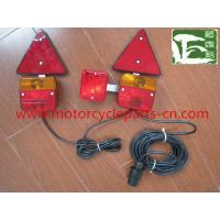 Trailer Brake Controller Rear Turn Lamp Plastic mini Truck Tail Light Manufactures