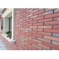 China Outdoor Fake Brick Wall Covering on sale