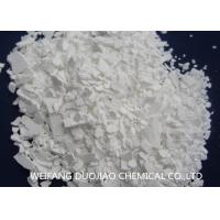 Free Sample CaCl2 Solid Calcium Chloride Compound Dissoliving At Very Low Temperature Manufactures