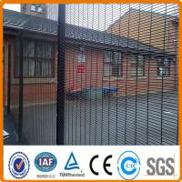 China Security Fence Prison Mesh / 358 Security Fence For Sale on sale