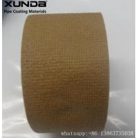cold-applied petroleum tape for the exterior of speical sections connections and fittings for pipes Manufactures