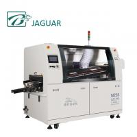 China Mini PCB DIP Lead Free Wave Soldering Machine 220V 5KW Preheater Consumption on sale