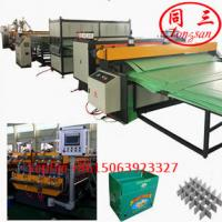China 1700mm PP hollow corrugated package boxes sheet making machine factory price on sale