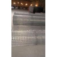 Stable Electro Wire Galvanized Welded Mesh 8-25g/M2 Steel Q195 Blue Manufactures