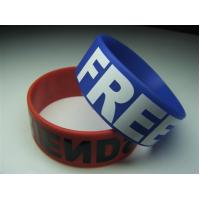 """1"""" silicone bracelets Manufactures"""