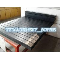 Dipute Mining Conveyor Belt Impact bed bar cradle Manufactures