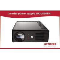 LCD 240VAC 24VDC UPS Power Inverter IG3110C 500VA / 300W, 1000VA / 600W for office Manufactures