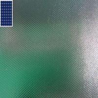 4.0mm Extra Clear Coated Glass for Photovoltaic Module Manufactures