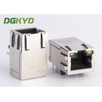 10/100 Megabit tab up Industrial ethernet RJ45 connector with PoE Manufactures