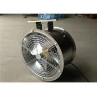 China IP55 Protection Greenhouse Ventilation System , Greenhouse Vent Fan Good Rigidity on sale