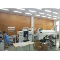 SMD LED Pick And Place Machine / SMT Chip Mounter With Platform 1200X300mm Manufactures